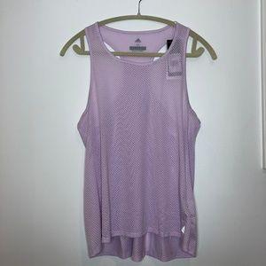 NWT Adidas Women's Lilac Tank Medium